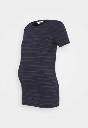 TEE DELMONT - Print T-shirt - night sky