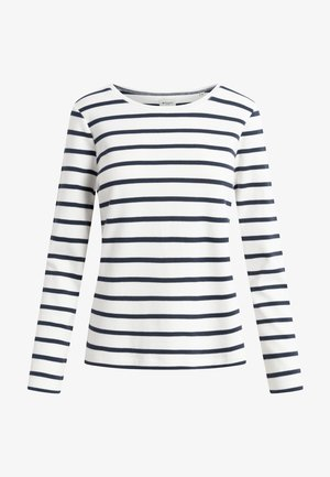 Long sleeved top - off white stripe