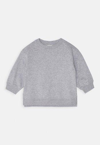 SWEATSHIRT - Mikina - grey melange