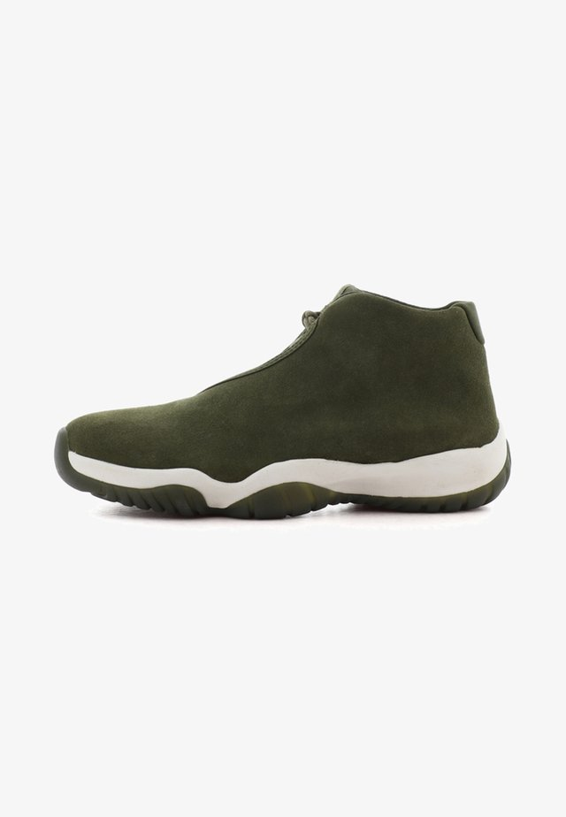 AIR  - Basketball shoes - olive