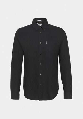 SIGNATURE SHIRT - Shirt - barely black