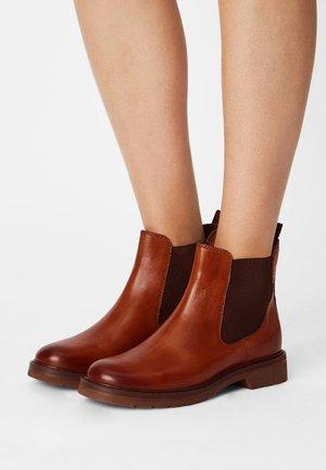 MODENA - Ankle boots - cognac