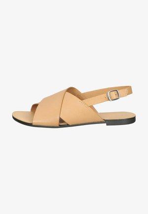 Sandals - naturall