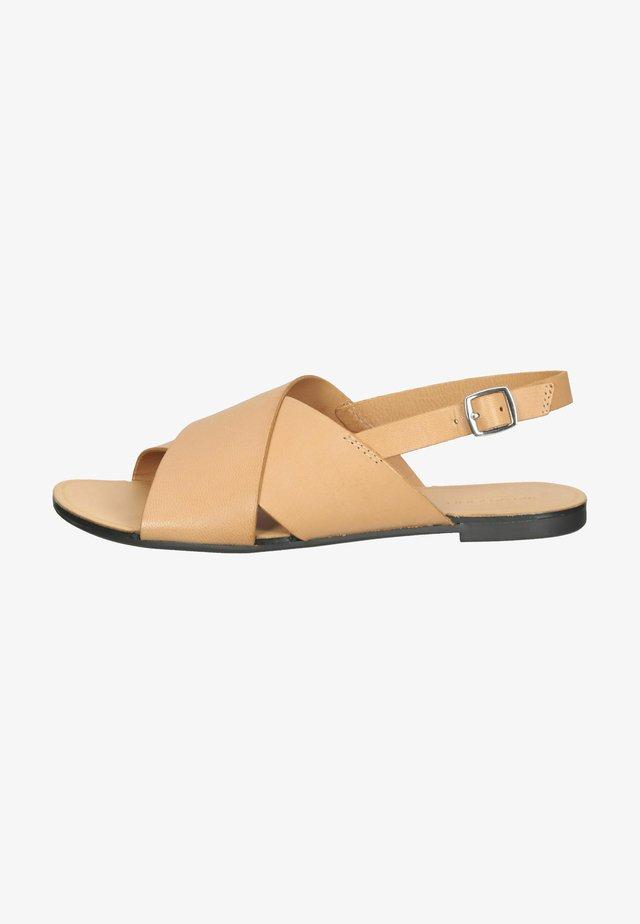 Sandały - naturall
