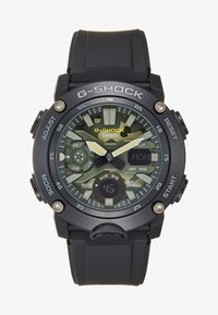 G-SHOCK - CAMOUFLAGE DIAL - Cronografo - black - 1