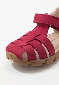 Elefanten - FIDO - Baby shoes - burgundy red - 2