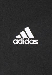adidas Performance - TRACKSUIT - Tuta - black - 6