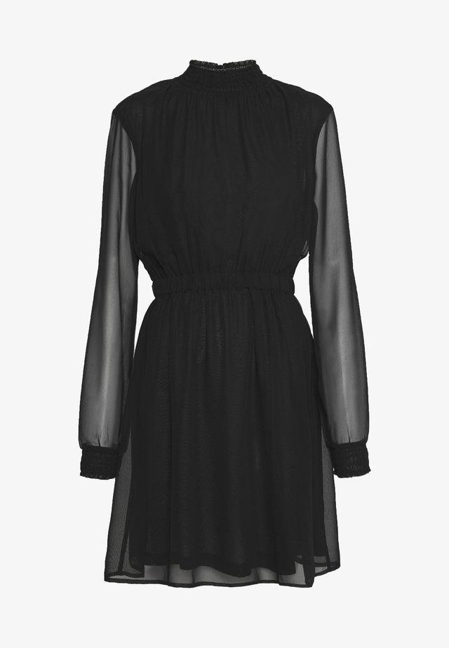 PCAMALIE DRESS TALL  - Vestito estivo - black