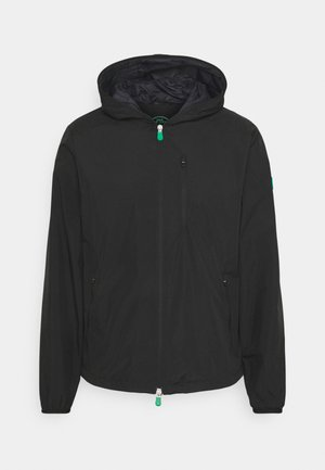 DAVID HOODED JACKET - Korte jassen - black