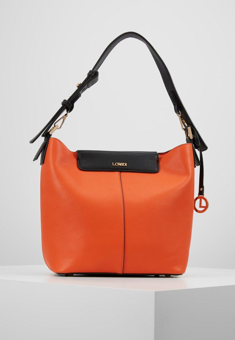 L. CREDI - EMERY - Handbag - orange