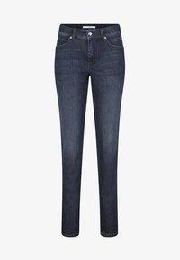 MAC Jeans - MELANIE  - Slim fit jeans - dark blue - 0