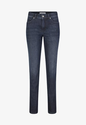 MELANIE  - Slim fit jeans - dark blue