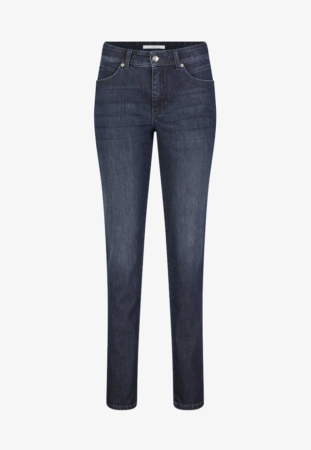 MELANIE  - Slim fit jeans - dark blue