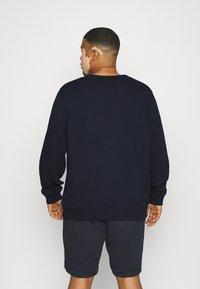 GANT - PLUS ARCHIVE SHIELD - Sweatshirt - evening blue - 2