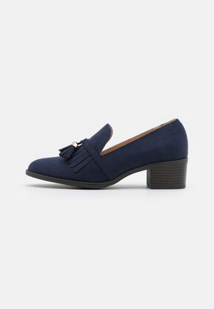 Klassiske pumps - dark blue