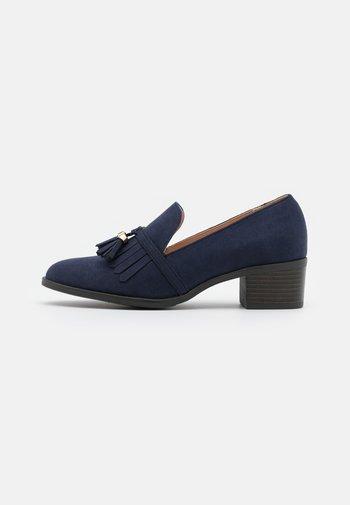 Classic heels - dark blue