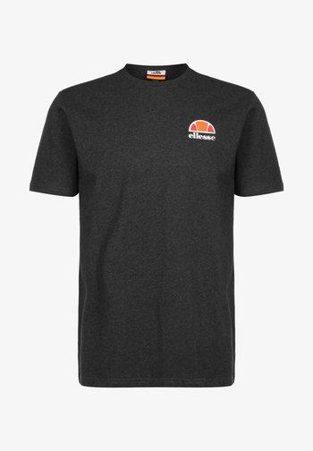 CANALETTO - Print T-shirt - dark grey marl