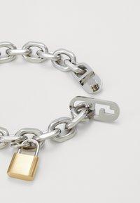 Vitaly - TEN UNISEX - Bracelet - silver-coloured - 4