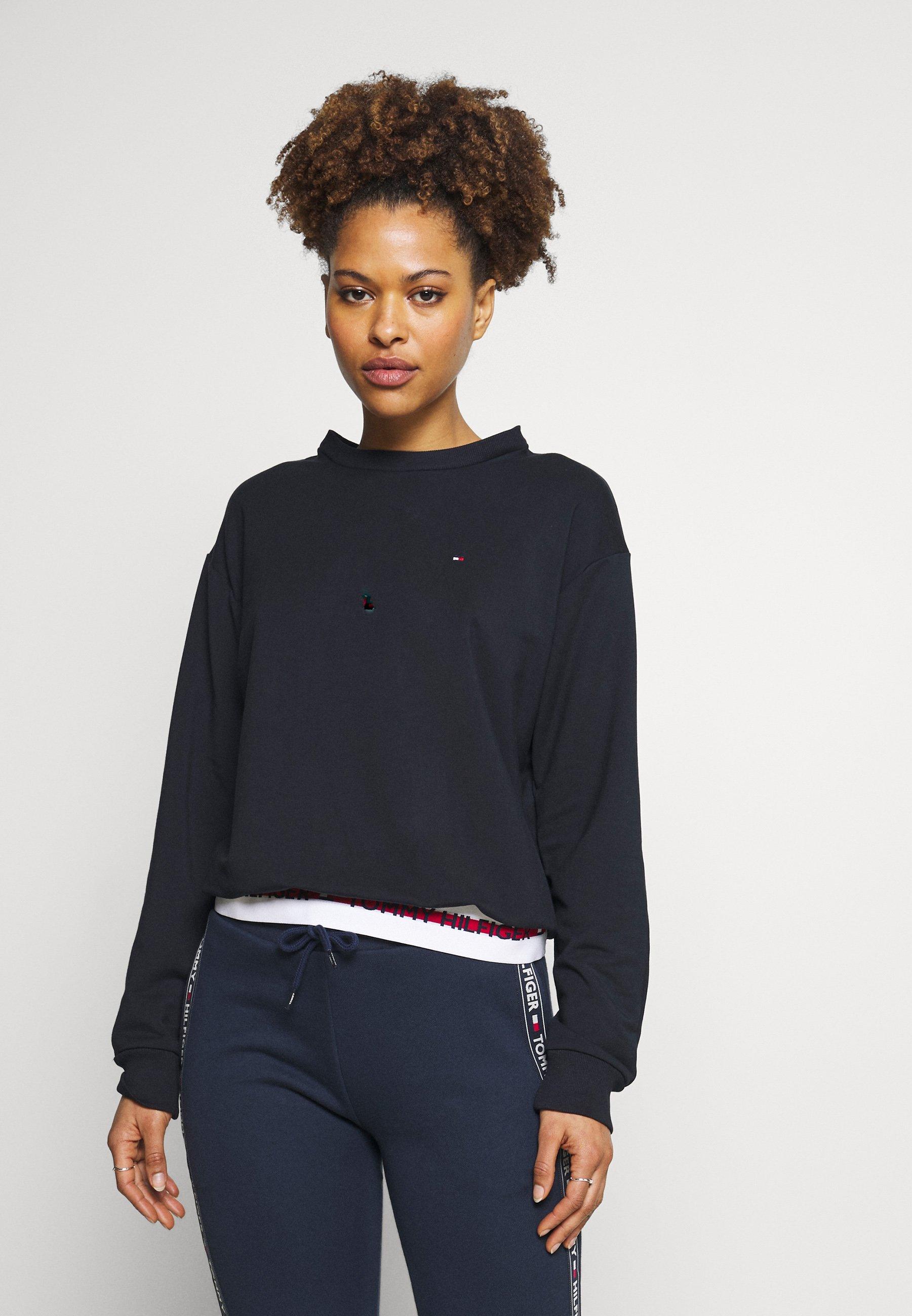 Damen NATURE TECH TRACK TOP - Nachtwäsche Shirt