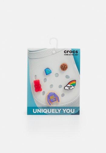 JIBBITZ GET OVER IT 5 PACK - Otros accesorios - multicoloured