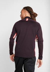 Nike Performance - DRY  - Camiseta de deporte - burgundy ash/racer pink - 2