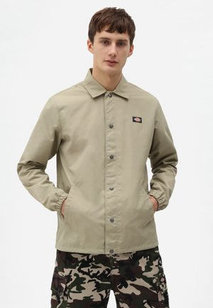 OAKPORT COACH - Summer jacket - khaki