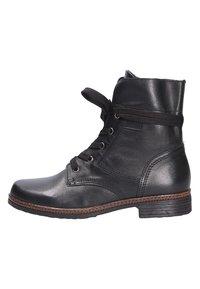 Gabor - Ankle boots - schwarzcognac (27) - 2