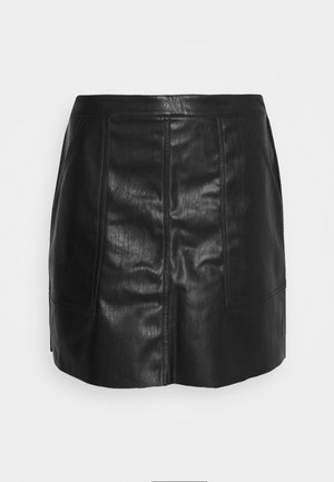 VMSYLVIA SKIRT - A-line skirt - black