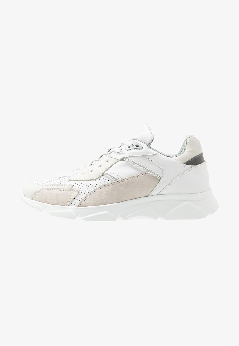 Iceberg - CITY RUN - Sneaker low - white