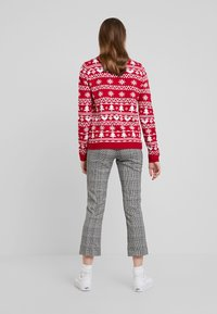 Fashion Union - CHRISTMAS NAUGTHY BUT NICE - Jumper - red - 2