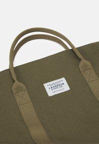 Barbour - BENNET WEEKENDER - Weekend bag - khaki - 3
