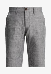 edc by Esprit - CHAMBRAY - Shorts - dark grey - 4