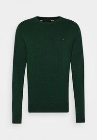 Tommy Hilfiger - BLEND CREW NECK - Pullover - green - 3