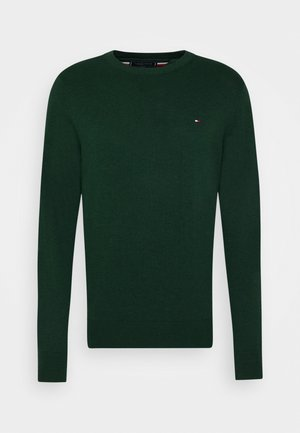 BLEND CREW NECK - Strickpullover - green
