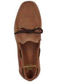 Sansibar Shoes - Bootschoenen - beige - 3