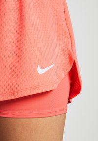 Nike Performance - DRY SHORT - Pantalón corto de deporte - sunblush/white - 4