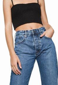 Pepe Jeans - DUA LIPA X PEPE JEANS - Straight leg jeans - denim - 3