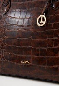 L. CREDI - FEODORA - Tote bag - braun - 3