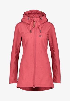 CHARLOTTEAK - Winter coat - cranberry