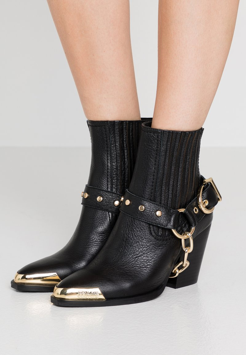 Versace Jeans Couture - Santiags - nero