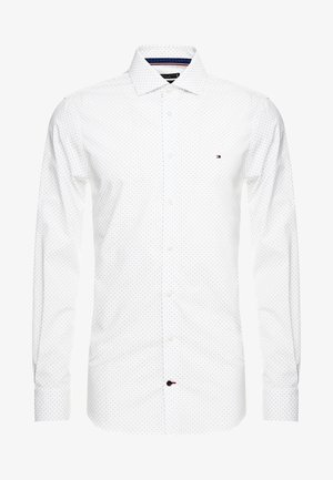 DOT CLASSIC SLIM SHIRT - Business skjorter - white