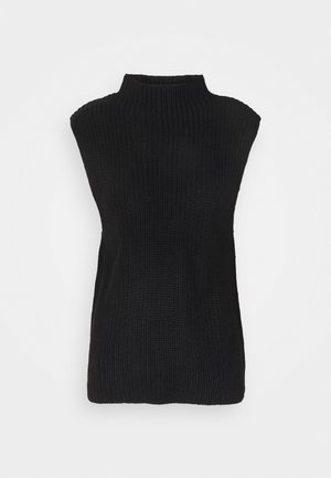 JDYJUSTY HIGH NECK - Toppi - black
