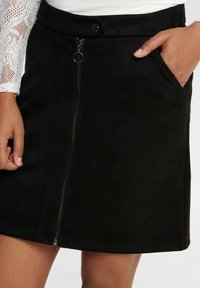 JDY - Mini skirt - black - 3