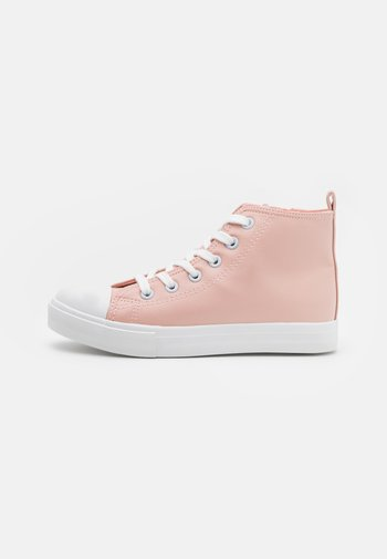 CLASSIC TRAINER  - Sneakers hoog - peach whip