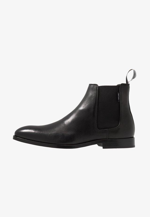 MENS SHOE GERALD - Classic ankle boots - black
