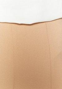Monki - FIONA  - Trousers - beige - 5