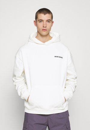LOGO HOODIE UNISEX - Sweater - cream