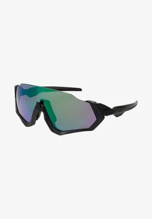 FLIGHT JACKET - Sports glasses - steel/jade