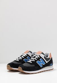 New Balance - Baskets basses - black - 2