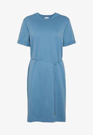 CREW NECK  DRESS - Sukienka z dżerseju - blue heaven